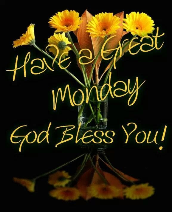 Happy Monday Blessings Dampretlunet