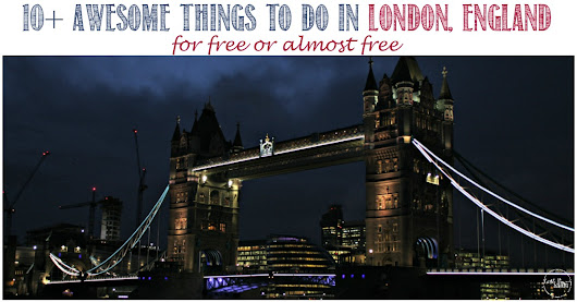 A Postcard From London: 10+ Awesome Things To Do In London For Free - Castle View Academy