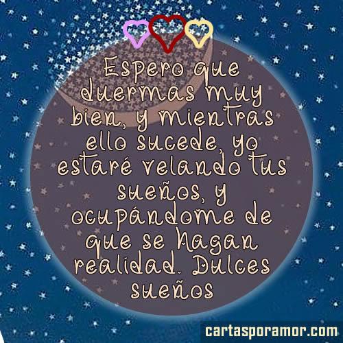 Frases De Buenas Noches Con Amor Seonegativo Com