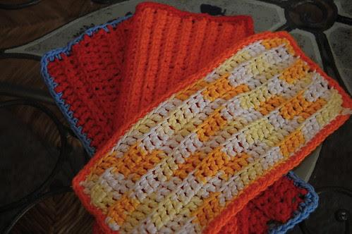 Crochet Swiffer Cloths