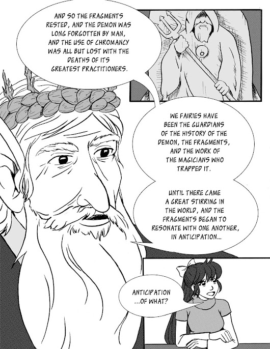 The Black Orb - The Black Orb – Chapter 11, Page 6