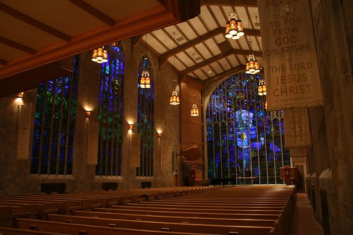 Millar Chapel, Northwestern University