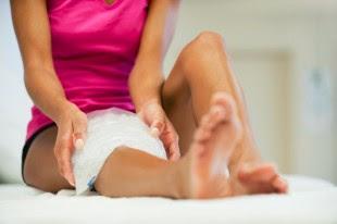 Hielo es para lesiones nuevas, se aplica como desinflamatorio por tres días.