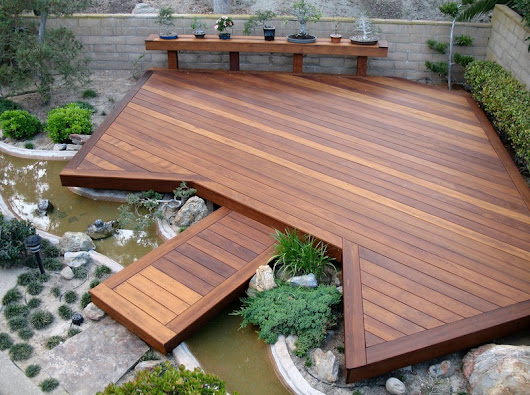 Custom Decks - Creative Outdoor Spaces | HomeIdeasGallery - Get Free Ideas & Tips for Home Design, Home Interior, Home Exterior, Home Office, Apartment