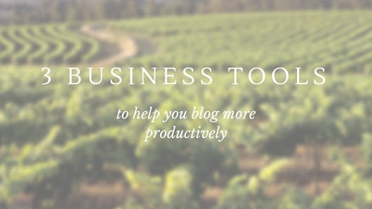 3 Business Tools That Will Send Your Blogging ROI Through the Roof