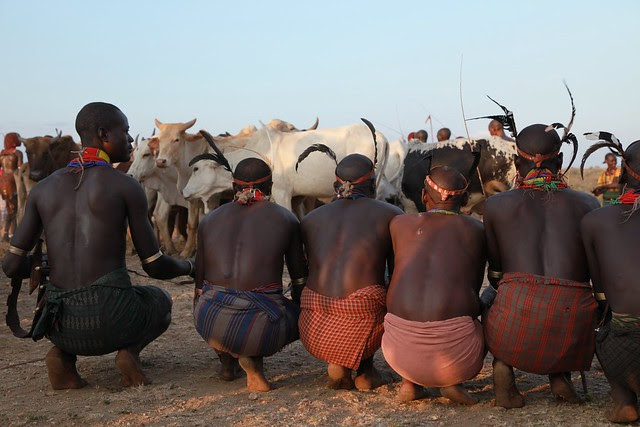 HAMER PEOPLE: THE ETHIOPIAN TRIBE WITH THE FAMOUS BULL