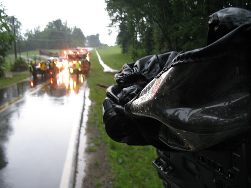 Scene of water fatality