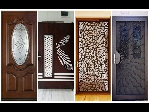 Best of Main Door Design With Glass