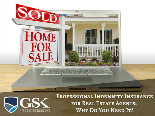 Professional Indemnity Insurance for Real Estate Agents
