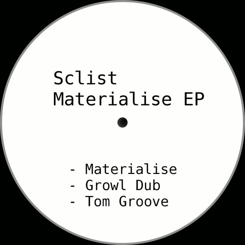 Materialise EP - out now!