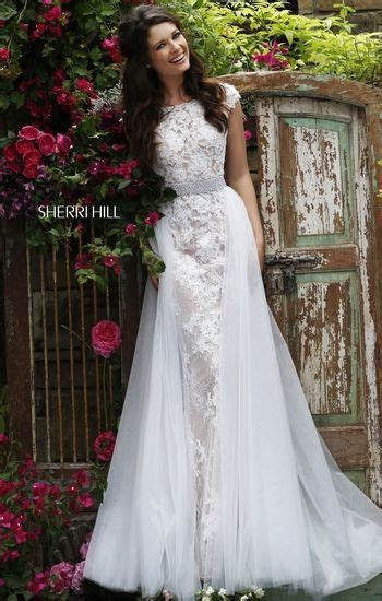 Best 20  Sherri Hill Wedding Dresses ideas on Pinterest