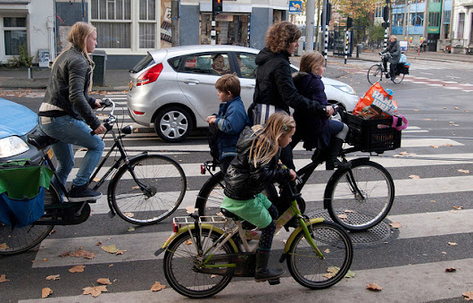 On yer bike! Cyclists take most comfortable route over quickest - DutchNews.nl