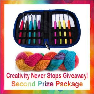 Crochet Lovers Prize Package $63 RV