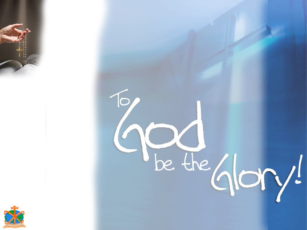 To God Be The Glory Bible Quote Quotespicturescom