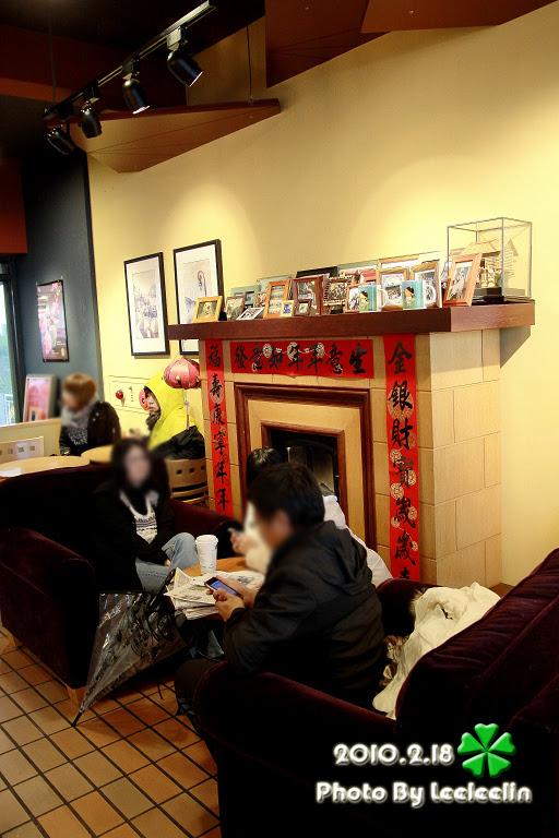 統一星巴克 台灣最高門市 南投清境下午茶