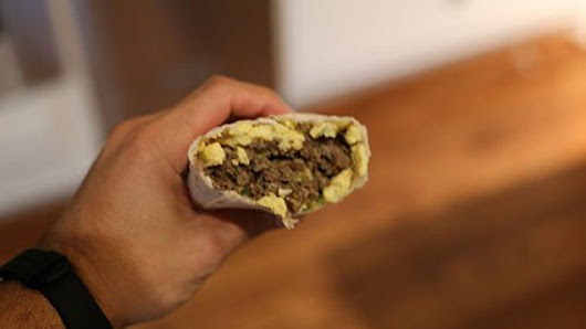 Make Two Weeks Worth of Breakfast Burritos For $1.11 Per Burrito