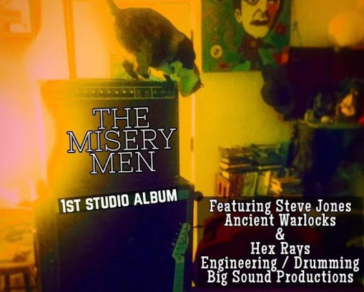 THE MISERY MEN 'Deathspiration' EP Review & Stream – Riff Relevant