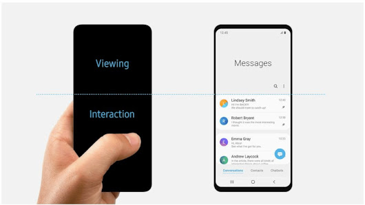 Samsung accidentally leaked Galaxy S10 Renders online - Prime Inspiration