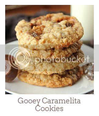 """""""Gooey Caramelita Cookies"""""""