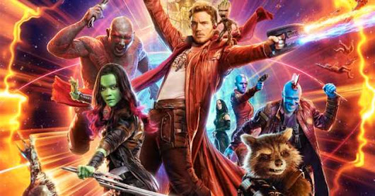 Check Out Some New International GUARDIANS OF THE GALAXY Vol. 2 Posters And The Latest BTS Pics