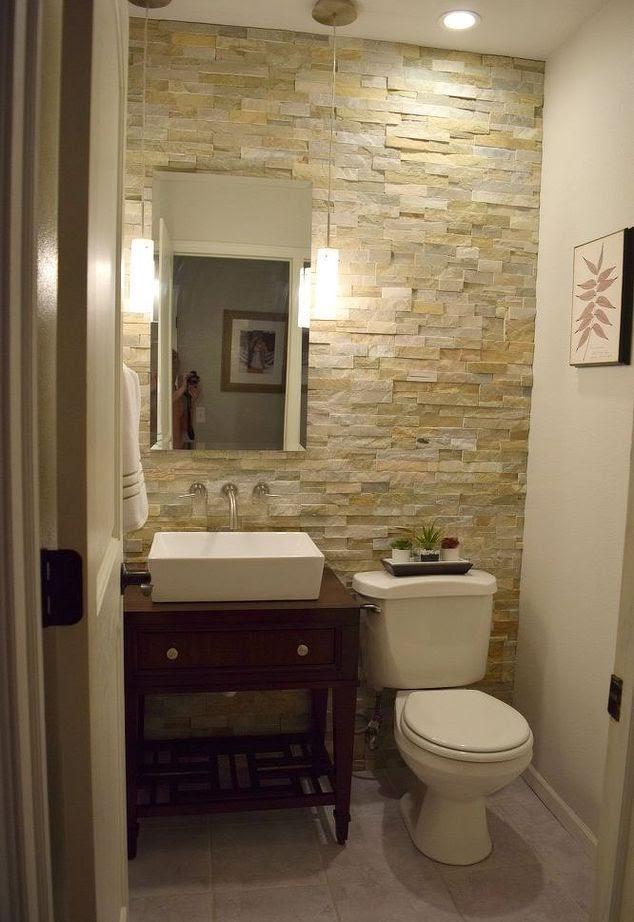 Tiny Small Half Bathroom Ideas