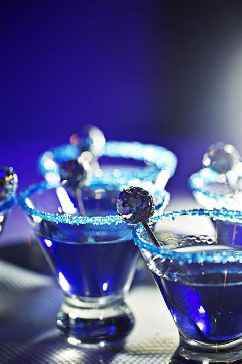 17 Best ideas about Blue Cocktails on Pinterest   Blue
