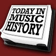 October 27, 2016 ~ Today in Music History