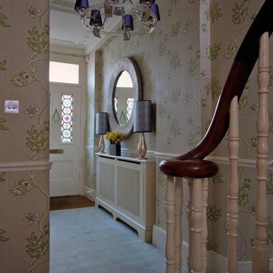 Hallway | Step inside designer Andrea Maflin's unique home