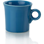 Fiesta 10.25oz Coffee Mug   Peacock - 453327