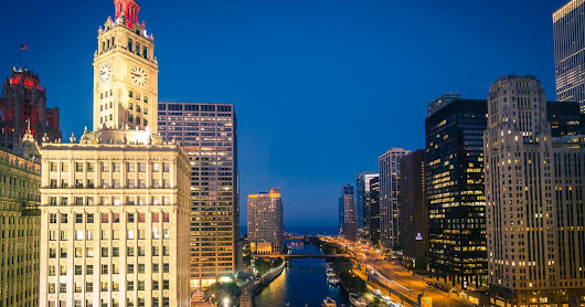 Chicago rated top big U.S. city to visit