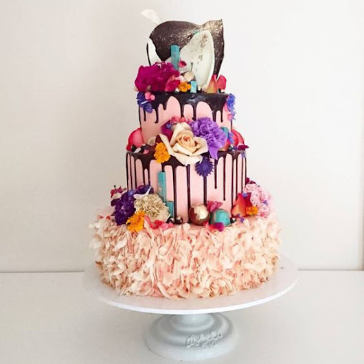 Australian cake designers | Wedding cakes | 100 Layer Cake