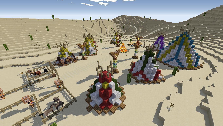 1 7 Desperado Wild West Map 50000 Downloads Maps