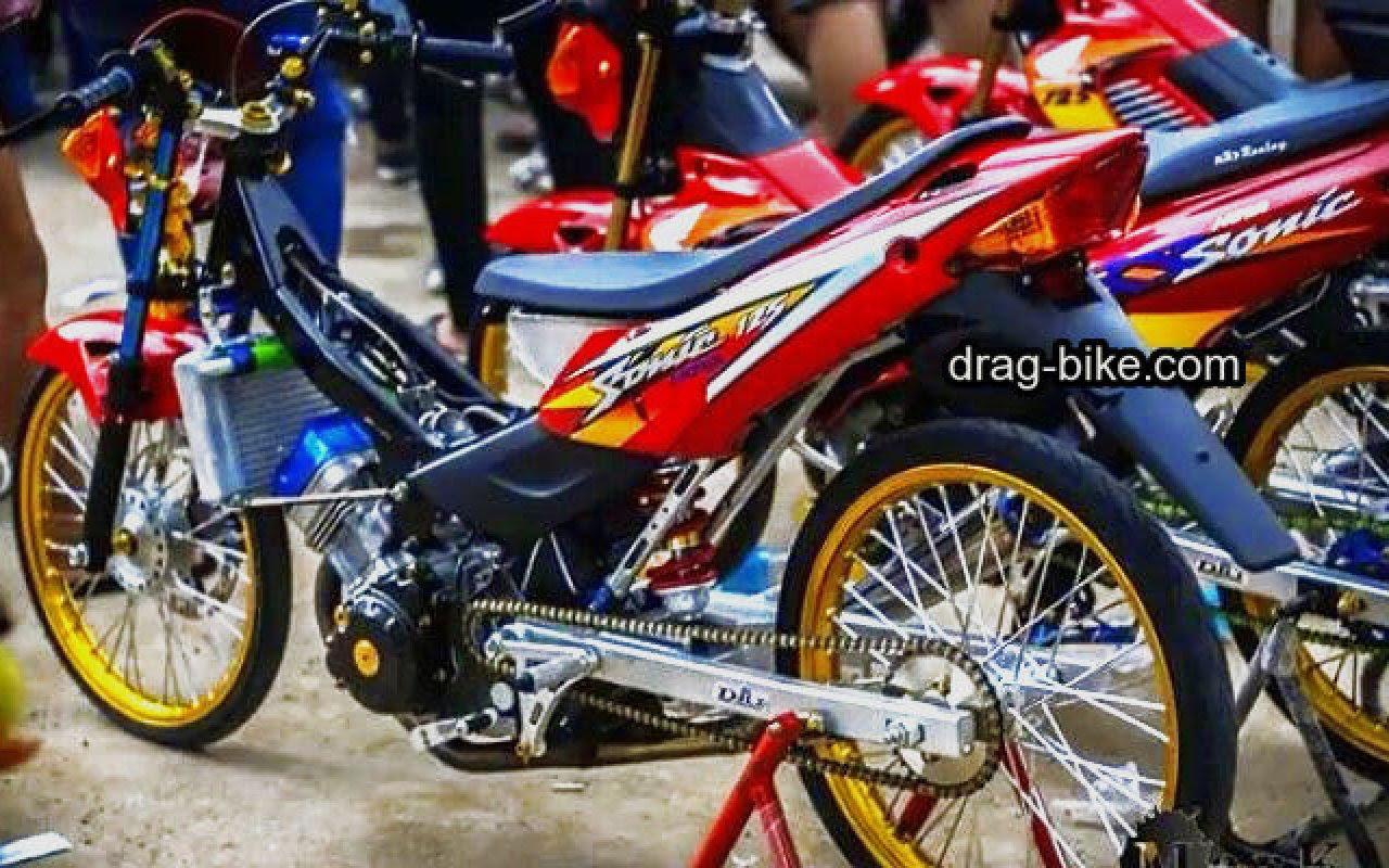 100 Gambar Motor Drag Honda Sonic Terbaru Dan Terlengkap Kewak Motor