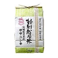 24年産 宮城県登米産 特別栽培米ササニシキ 5kg