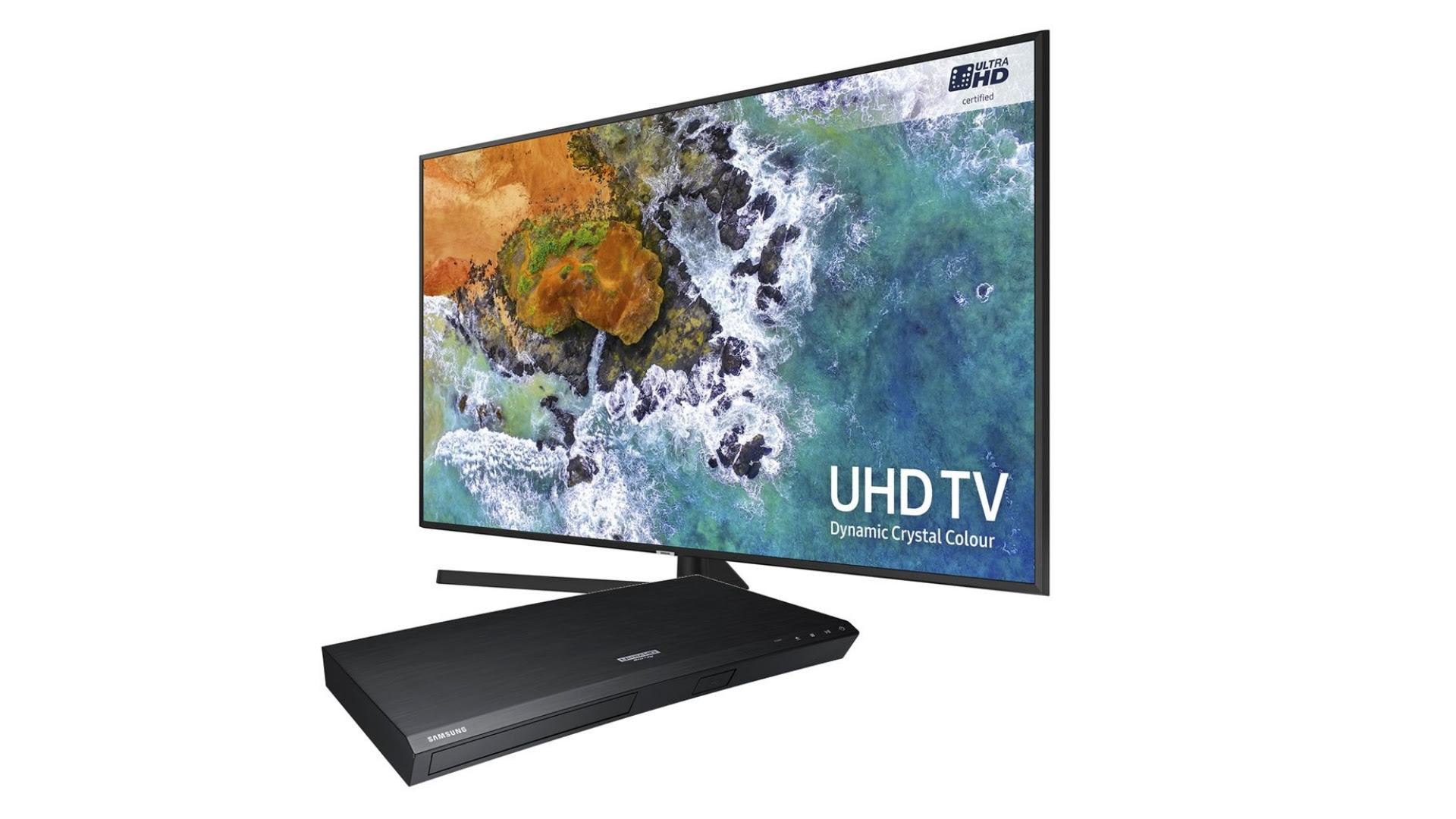 cheap tv deals free bluray player