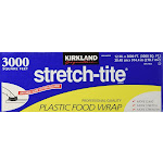 Kirkland Signature Food Wrap Stretch-tite Premium