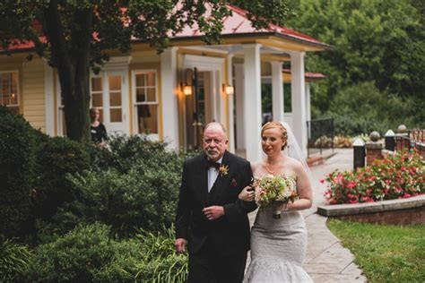 Hendry House wedding photos