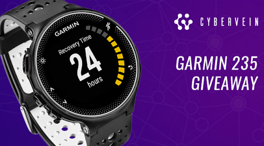 Garmin Forerunner 235 Giveaway - Giveaway Monkey