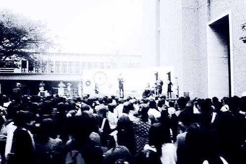 「早稲田祭2011」 Stage performance