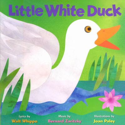 Cover Art for Little white duck