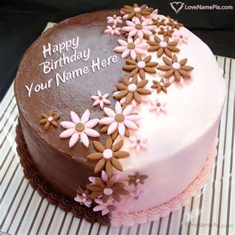 Edit Options Decorated Birthday Cake Name Generator