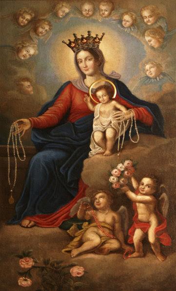 Matka Boża Różańcowa Tarnopolska
