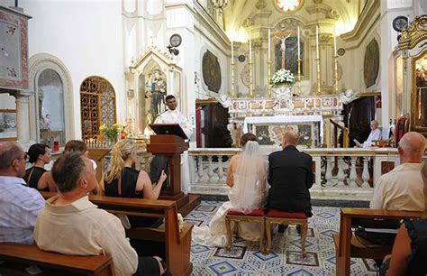 Amalfi Weddings: Protestant   Amalfi Coast, Italy