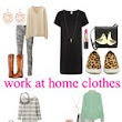 work at home mom outfits - hollywood housewife