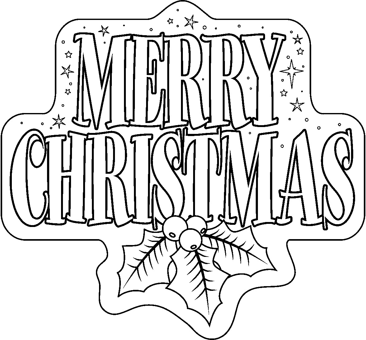 Christmas Clipart Drawing At Getdrawingscom Free For Personal Use