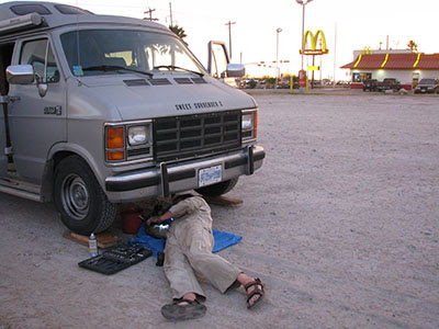 RV Repairs On The Road