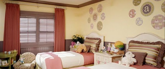 10 Shared Bedroom Decorating Ideas For Siblings - Latest Handmade