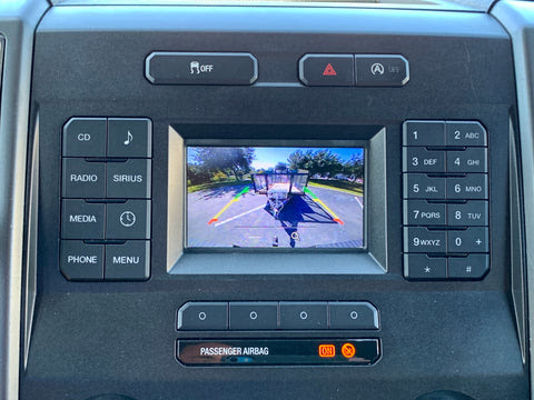 2015 2017 Ford F150 Backup Camera Upgrade Everything You Need To Kno Infotainment Com