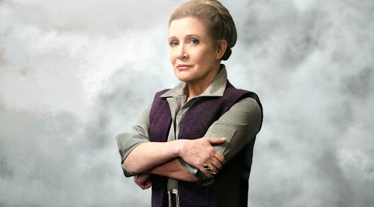 Carrie Fisher estará en el Episodio IX de Star Wars sin uso de la digitalización - Pixenario
