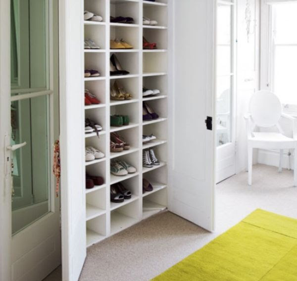 6 Entryway Shoe Storage Ideas
